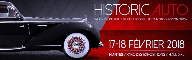 Salon historic auto